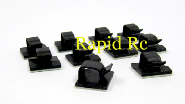 Tie-D-Wires Cable & Wire Holders (10pc)
